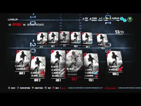 Madden 16 Ultimate Team :: We Got BOSS Zach Thomas! ::-XBOX ONE Madden 16 Ultimate Team