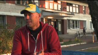 Uros Velepec, Biathlon team Ukraine women head coach. Interview in Chernigiv 14/09/2015(Телеканал XSPORT. Докладніше дивіться на сайті http://xsport.ua., 2015-09-15T13:08:57.000Z)