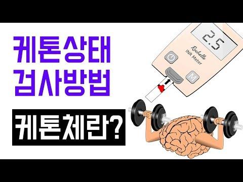 케톤상태인지 검사하는 방법 / 케톤체란 무엇인가요? / 키토제닉다이어트 케톤측정 / LCHF
