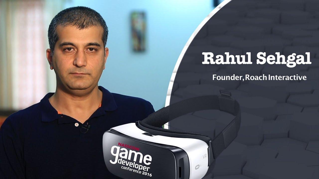 Indie Gaming Studio Interview!! Roach Interactive Studios !! NGDC 2016!!