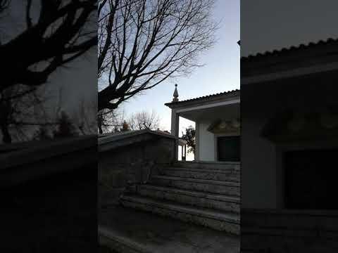 A Capela de Santa Eufémia — Alvarelhos — Trofa — 05 de Fevereiro de 2019