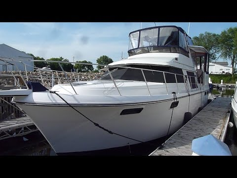 For Sale, 1989 Carver 42 Aft Cabin