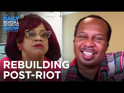 How Small Businesses Are Recovering from Looting | The Daily Social Distancing Show
