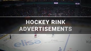 OTW: Hockey Rink Advertisements