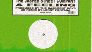 The Jasper Street Company - A Feeling - 1995