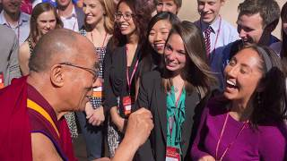 His Holiness DALAI LAMA 2017 Forever Young 1
