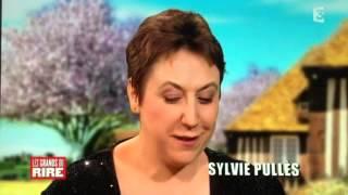 """Sylvie PULLES invitée """"Les grands du rire"""""""