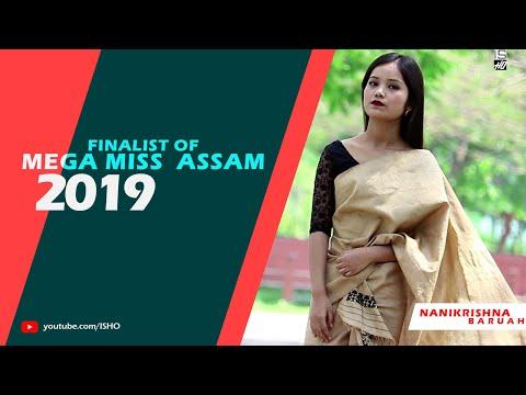Finalist Of MEGA MISS ASSAM 2019 | Nanikrishna Baruah | Intro