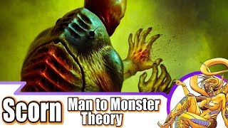 "Scorn | The ""Man to Monster"" Theory"