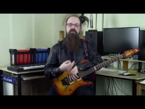 How To Play Atonal Metal Licks