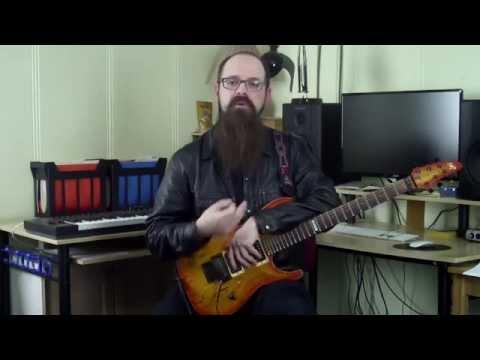 How To Play Atonal Metal Licks