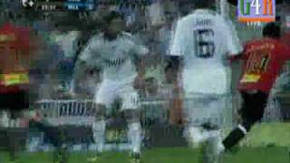 Real Madrid - Mallorca 1-3 (24/5/2009) Fantastic Goal !