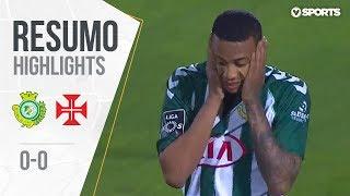 Highlights   Resumo: Vitória FC 0-0 Belenenses (Liga 18/19 #21)