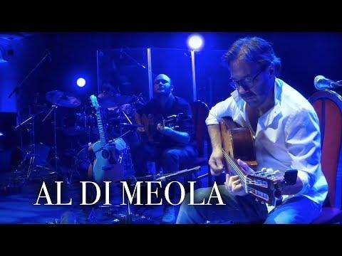"""Al Di Meola Beatles and More Live in Warsaw - """"Because"""""""