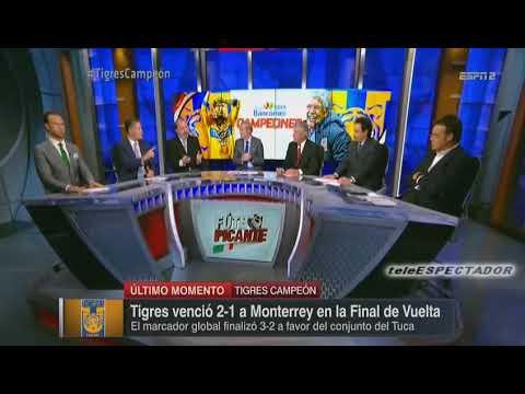 Analisis del MONTERREY vs TIGRES - Final Vuelta Apertura 2017 - Futbol Picante (1/3)
