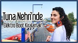 Tuna Nehri'nde Elektro-Boot Kiralamak   Viyana