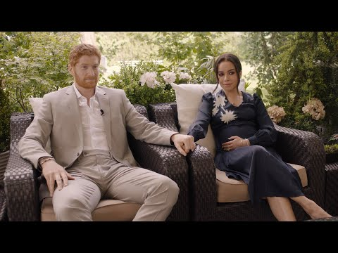 Lifetime Recreates Harry and Meghan's Oprah Interview and More From Royal Exit in New Movie