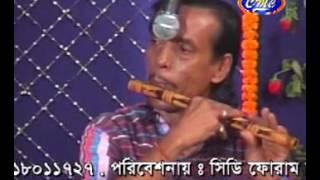 amar ghum ashe nare baul song