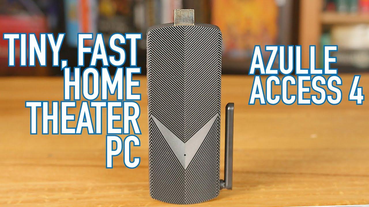 Home Theater Tutorial: How to Install Plex | Azulle Access 4 MiniPC Stick