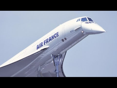 Air France Flight 4590 Concorde Disaster Paris
