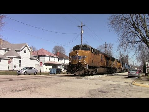 Post Cab Ride Railfanning - CSX, WVRR, and NS