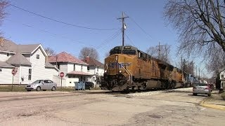 post cab ride railfanning csx wvrr and ns