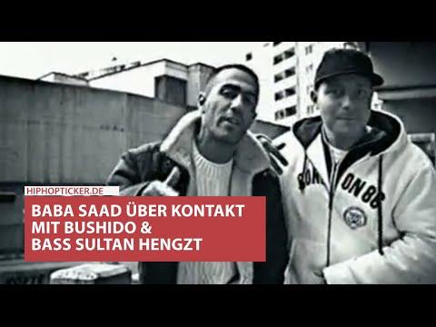 Baba Saad: Keine Zusammenarbeit mit Bushido | Song mit Bass Sultan Hengzt & CCN2 Rückblick