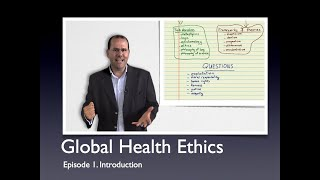 Global Health Ethics - A Framework for Thinking
