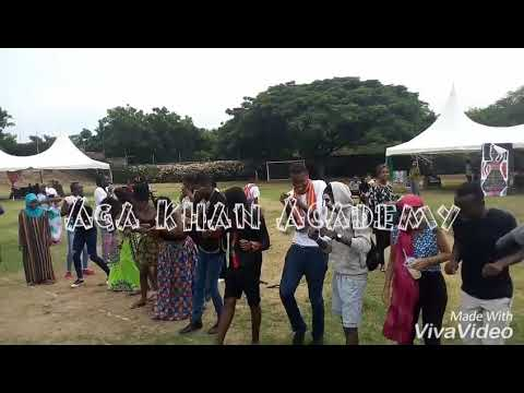 Aga Khan Academy Vs Red Fourth Mombasa Odi dance challenge