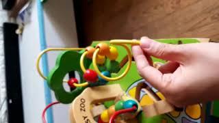 헬로마켓  비지주 롤러코스터 원목 장난감칠곡북삼직거래2…