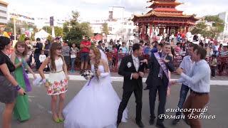 САША И НАСТЯ Элиста свадебное видео