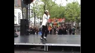 فيث جاكسون-افضل واحد رقص زي مايكل جاكسون-سموث كريمنال