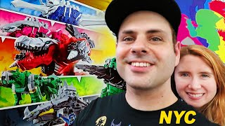 Image Anime & NYC Adventure Extended Version (Vlog #519)