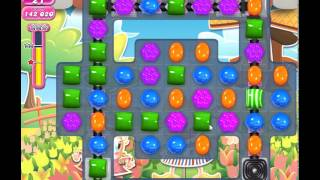 Candy Crush Saga - Level 605 - No Boosters
