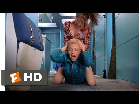 View from the Top (10/12) Movie CLIP - Catfight (2003) HD
