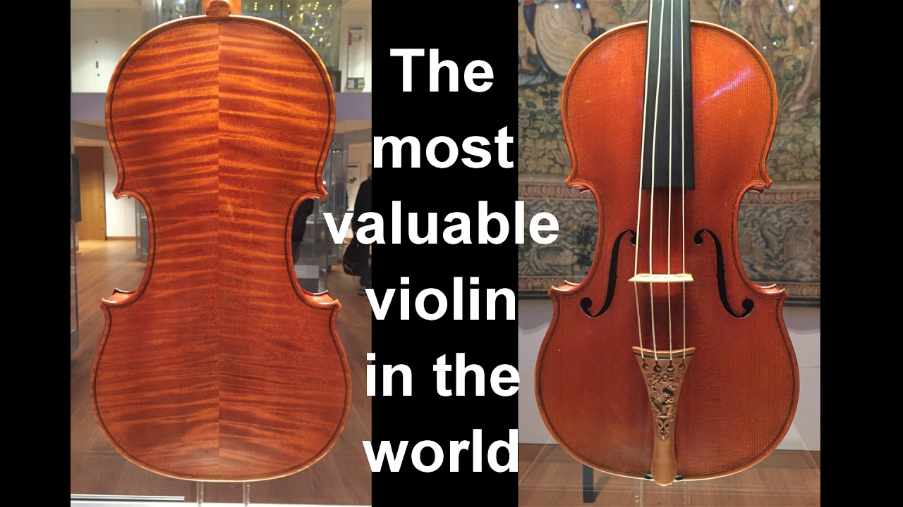 How Many Stradivarius Violins Are There New Violinist
