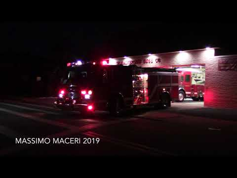 South Hackensack Fire Department 12/8/19