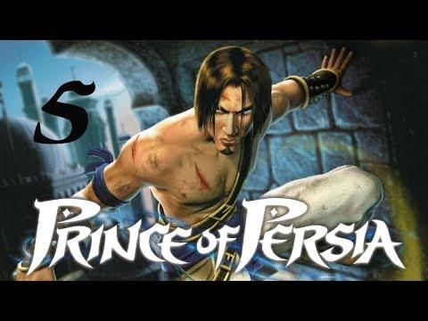 Let's Play Prince of Persia: Las arenas del tiempo | Español | Capitulo 5 - Las catacumbas