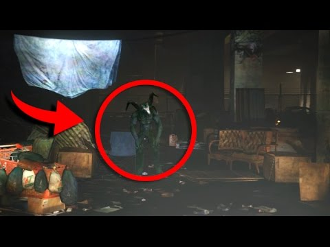 Gta  Goatman Easter Egg Caught Location Found With Creepy Scary Monster Sighting