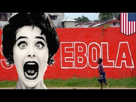 Ebola panic! Ashoka Mukpo, NBC cameraman who has Ebola, says we all need to calm down