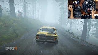 Opel Kadett C GT/E Dirt 4 (logitech g29 + shifter) gameplay thumbnail