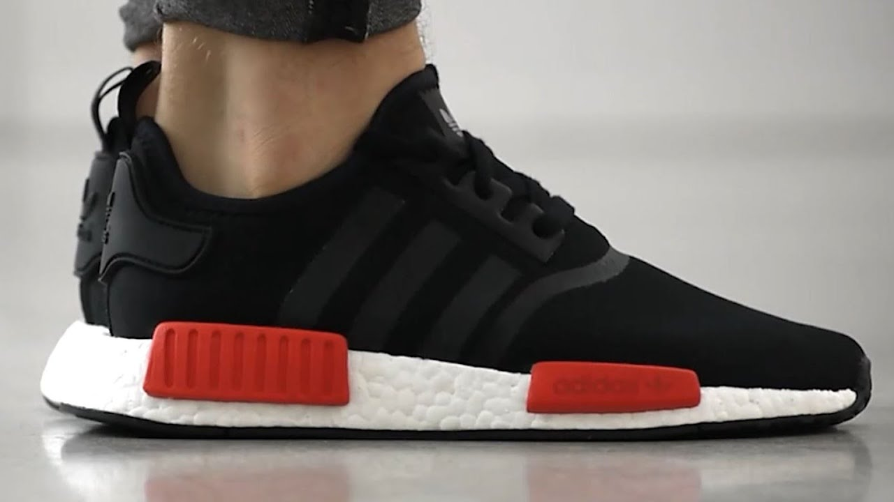 2a42c75c6 adidas NMD On Foot Video