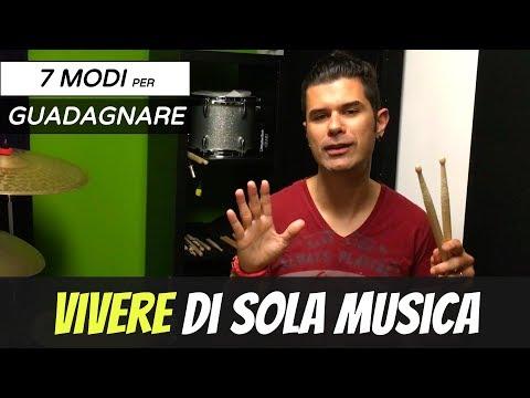 Vivere Di Sola Musica (7 Modi Per Guadagnare) #159