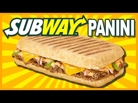 Subway Chipotle Steak & Cheese Panini Review