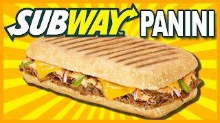 subway chipotle steak cheese panini review