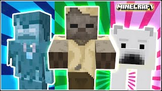 Everything NEW added in Minecraft 110