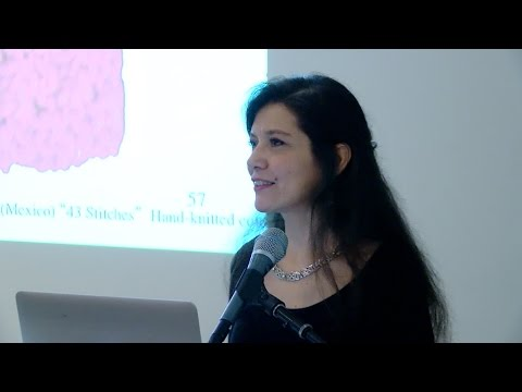 Artist Talk: Andrea Arroyo: Tribute to the Disappeared