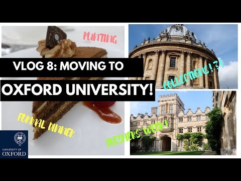 MOVING TO OXFORD UNIVERSITY VLOG   MATHS WEEK AT UNIV   THIS IS MANI
