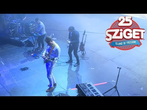 Tycho LIVE @ Sziget 2017 [Full Concert]