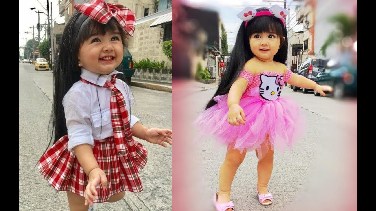 Beautiful Filipino baby girl names 2019 with meaning